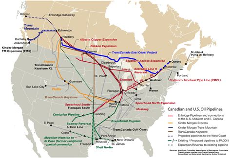 map of pipelines in alberta energy east pipeline canada s keystone causes concern