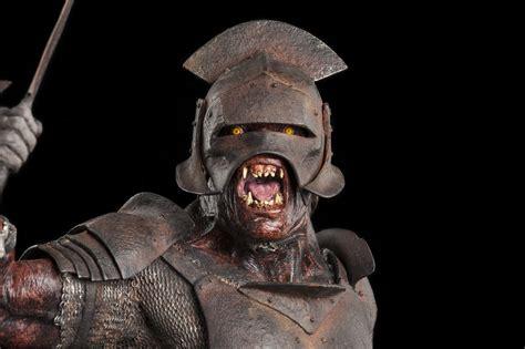 uruk hai warrior  scale figure  mighty ape nz