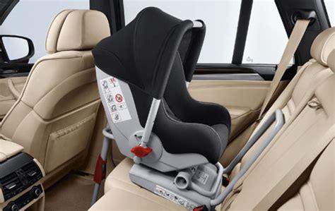 bmw baby car seat bmw x6 rear seat conversion kit 5 passenger modification