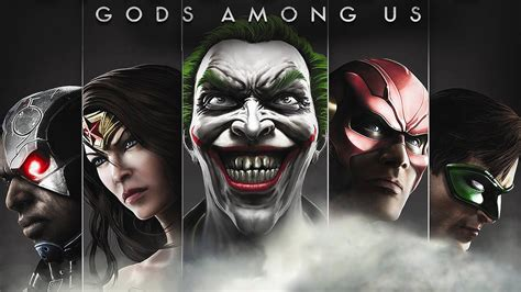 imagenes del juego joker descargar e instalar injustice gods among us ultimate