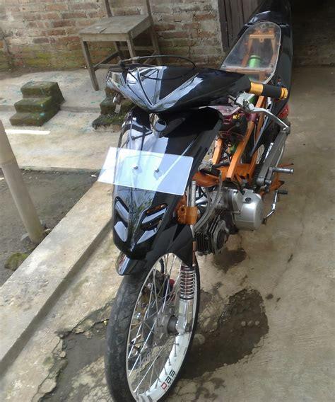 motor honda indonesia modifikasi motor anak muda otomania