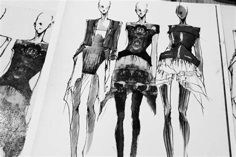fashion illustration facts fashion illustration sketches black and white