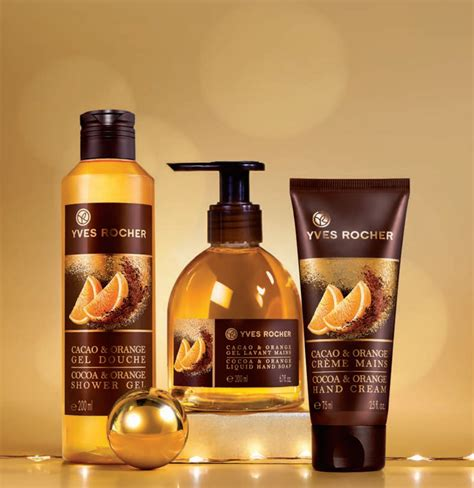 yves rocher collection des f 234 tes 2014 and the city