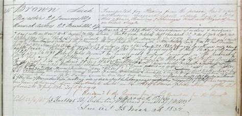 Convict Records Family History Through The Alphabet Challenge C Is For Convicts Lonetester Hq
