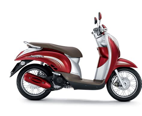 facelift honda scoopy thailand mangstapppp arif