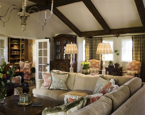 440 Best Images About Cottage Living Rooms On Pinterest Cottage Family Room