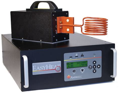 ambrell sells induction heating systems for thread rolling
