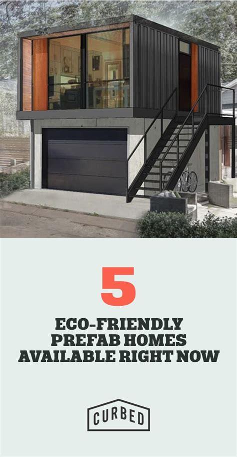 eco friendly prefab homes   order
