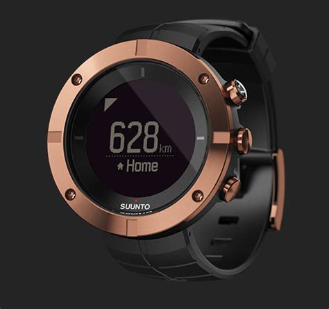 Suunto Kailash Silver suunto kailash collection travel watches with gps