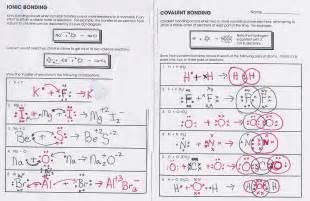 ionic bonds worksheet abitlikethis