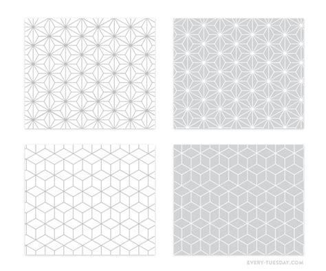 geometric pattern for photoshop freebie geometric photoshop patterns every tuesday