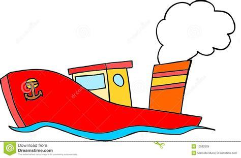 dessin animé bateau dessin anim 233 de bateau