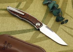 chris reeve mnandi chris reeve mnandi with snakewood inlay brand new in box