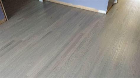 Modern Light Grey Wood Flooring   Bedroom   Nashville   by