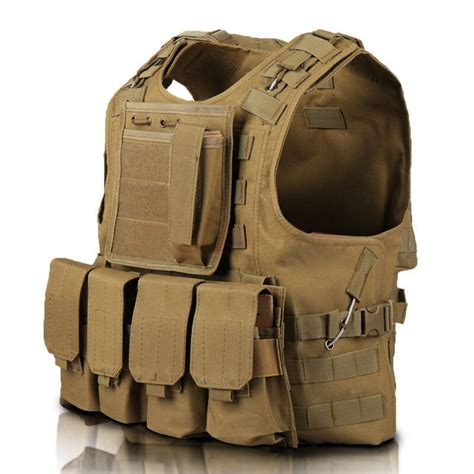 Jaket Vest Tactical Outdoor 2018 new arrival ru army vest jacket hibious tactical