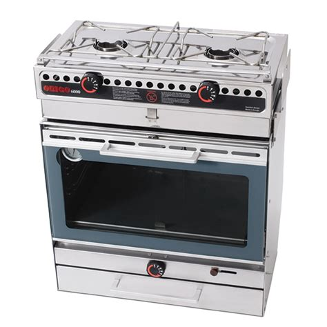 ORIGO Origo 6000 Oven With Stove   West Marine