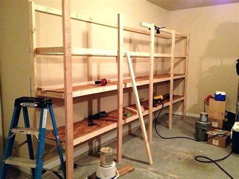 how to build garage cabinets build garage shelves shelves diy garage storage with doors