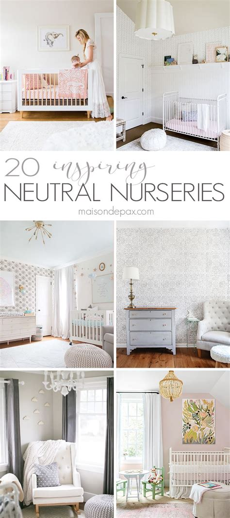 nursery curtains neutral best 25 neutral decorating ideas that you will like on