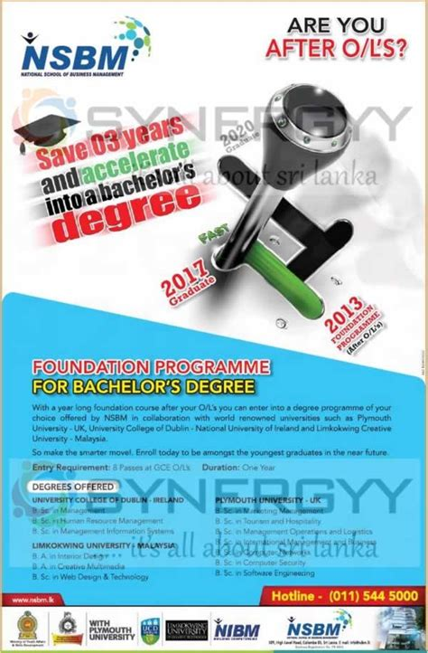 Nsbm Mba by International Business Degree In International Business