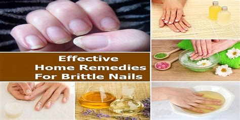 7 Remedies For Fragile Fingernails by Hack 6 Effective Home Remedies For Brittle Nails