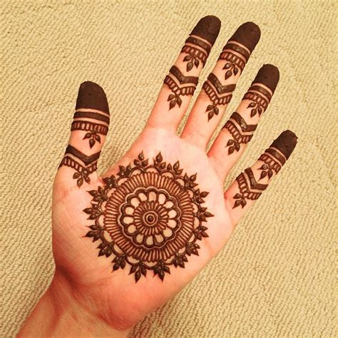 henna design hand simple 125 new simple mehndi henna designs for hands buzzpk