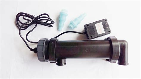 Jebo Up 100 Uv Filtration Pompa Air Sinar Uv Jebo 18w Uv Clarifier Ultraviolet Sterilizer Aquarium 180