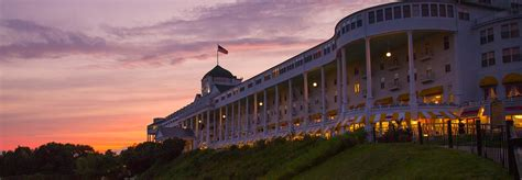 Three Season Porch Plans Experience Grand Hotel Located On Michigan S Mackinac Island