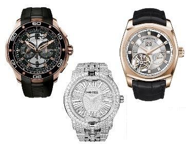Jam Tangan Roger roger dubuis rilis koleksi jam tangan terbaru