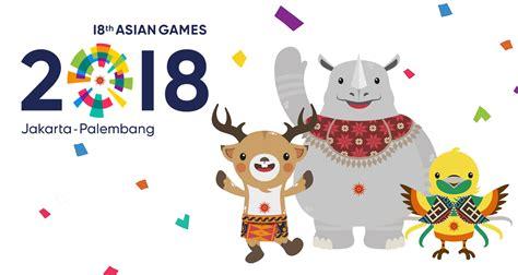 Maskot Asian Games 2018: Penuh Makna Kebudayaan dan