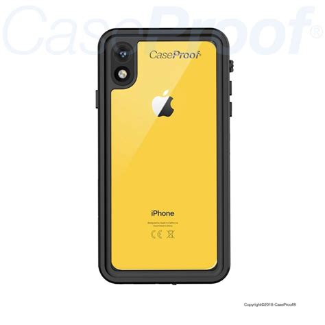 new waterproof shockproof for iphone xr 360 176 optimal protection