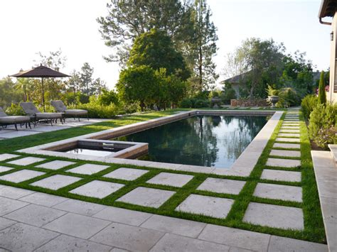 Dining Room Tables San Diego by Sunwashed Mediterranean Garden Mediterranean Pool