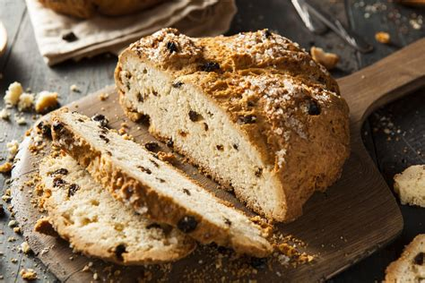 sofa bread irish soda bread with raisins recipe epicurious com