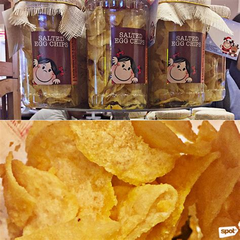 Lebro Salted Egg Potato Chips the best salted egg chips you can find in metro manila
