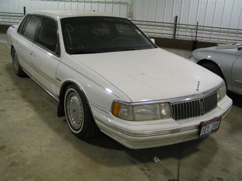free car manuals to download 1992 lincoln continental mark vii security system service manual 1992 lincoln continental factory shop purchase used 1992 lincoln continental