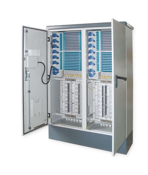 Electricians Racking by 19 Inch Rack Enclosure Outdoor Switch Ftth Equipment