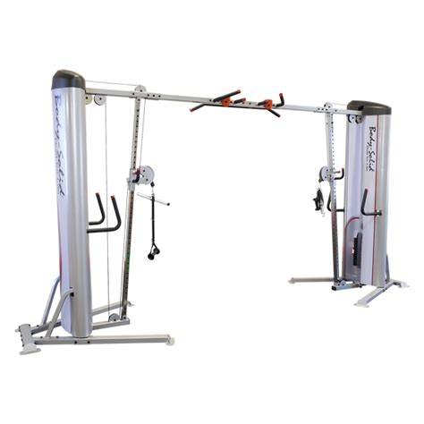 s2cco series ii cable crossover solid fitness