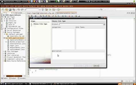 hibernate tutorial netbeans youtube conectar mysql y netbeans usando hibernate en proyecto web