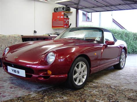 Tvr Chimeara Tvr Chimaera Picture 39247 Tvr Photo Gallery