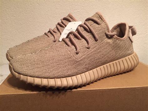 adidas yeezy boost brown white