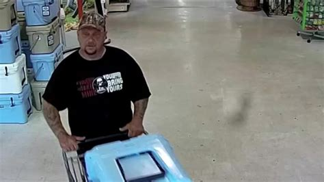Cops Searching For Yeti Cooler Seek Accused Of Stealing Yeti Coolers From