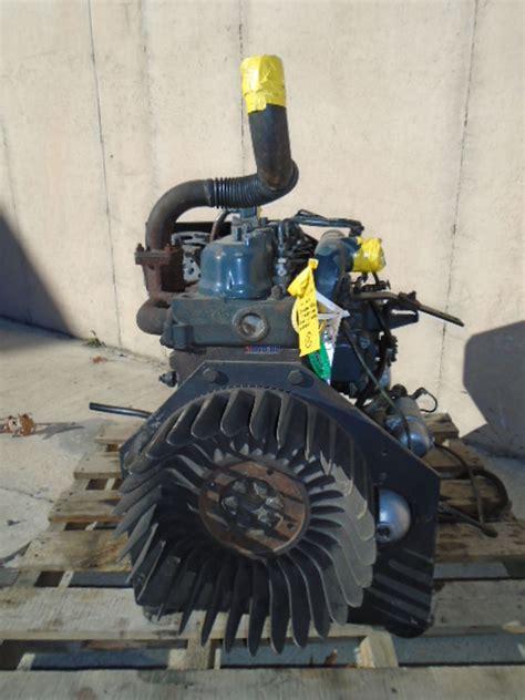 engine kubota    oem engine complete mechanics special running core