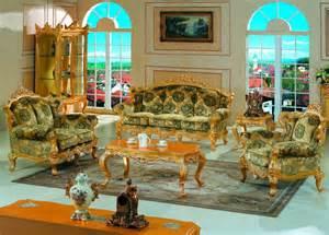 China Living Room Furniture Antique Living Room Furniture Rumah Minimalis