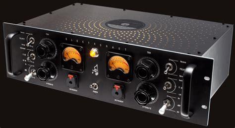 1 Ch Pre Mic electronaut m63 dual chanel microphone pre