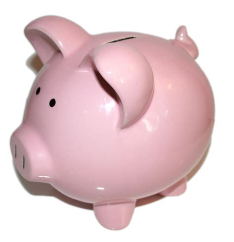 Pink Piggy Bank With Money | free images business pink cash snout currency debt