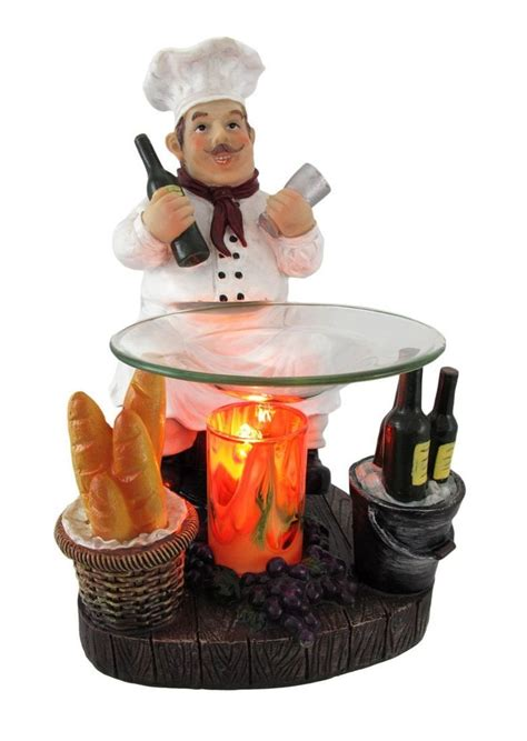 Chef Kitchen Decor Items by Chef Electric Warmer Novelty Concept Chef