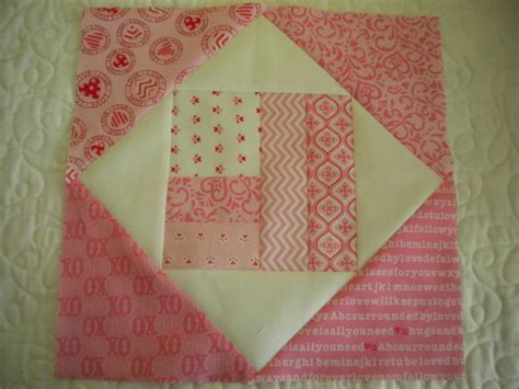 Square In A Square Quilt Block Formula how to make a square in a square quilt block a tutorial