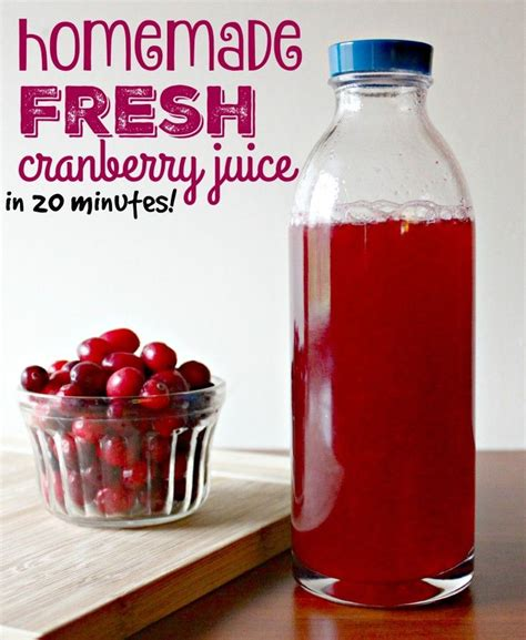 Cranberry Detox Diet Recipe by 25 Best Ideas About Cranberry Juice Detox On