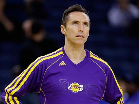 Steve Nash the steve nash trade was a complete disaster for the los