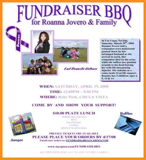 free fundraising flyer templates cancer benefit fundraiser flyer template pictures to pin
