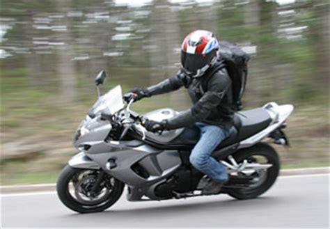 Motorrad Wie Fährt Man by Suzuki Gsx1250f Abs Testbericht